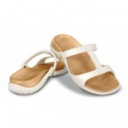 Crocs Cleo lll  in oyster mt. 34/35