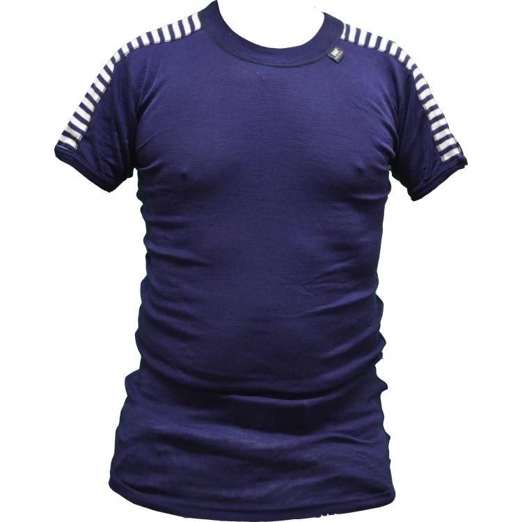 Shirt L.mouw met rits  L