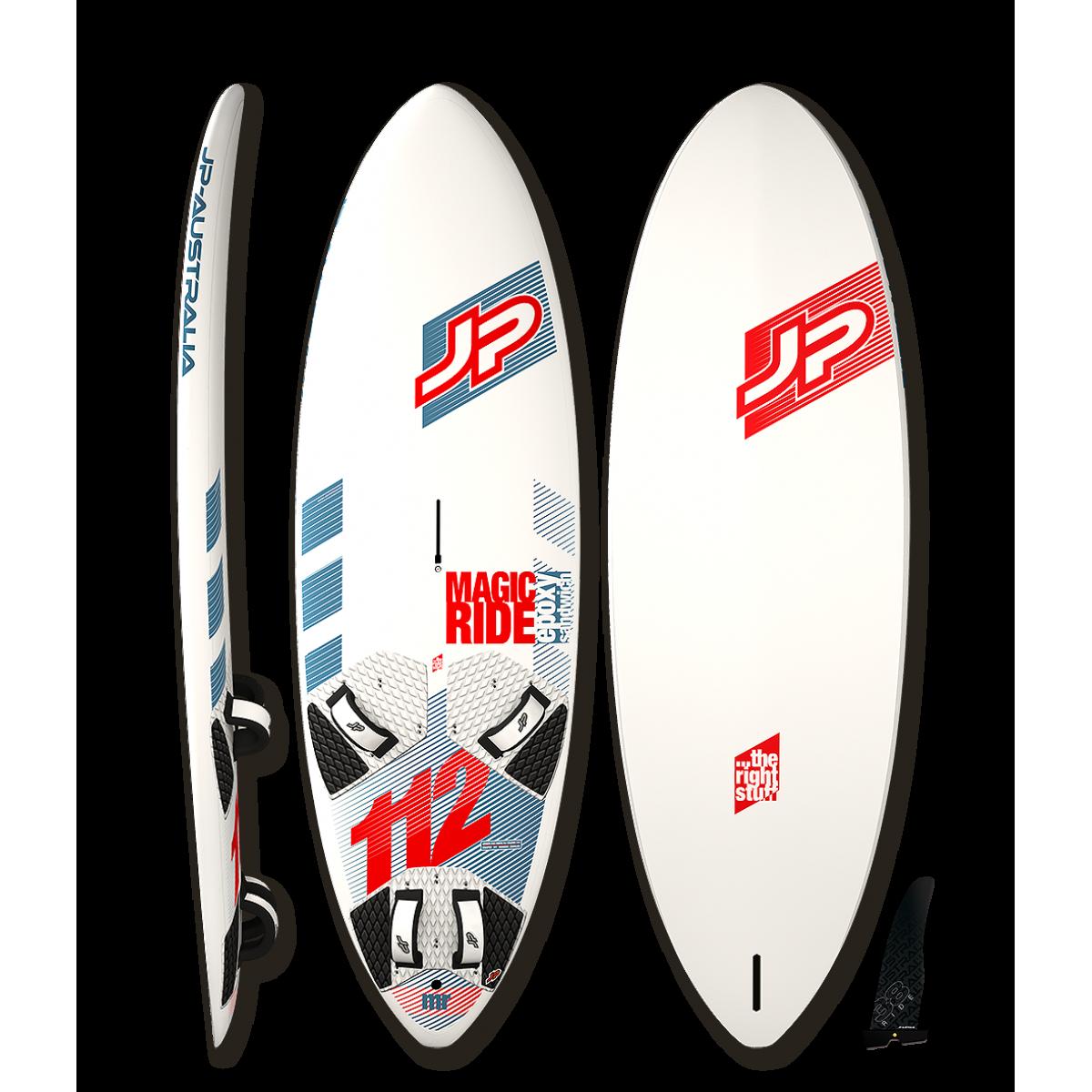 JP Magic ride ES - Family 2019 - Boards - Windsurfing